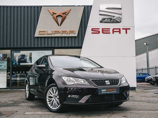 SEAT Leon 5dr 1.6TDI SE Dynamic (115 PS)