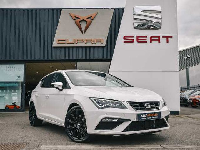 SEAT Leon 5dr  2.0 TSI (190ps) FR