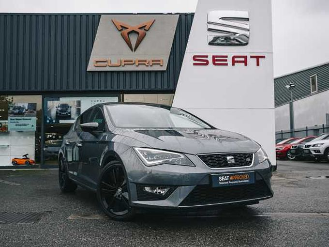 SEAT New Leon 1.4 TSI FR Black Technology H/B 5-Door