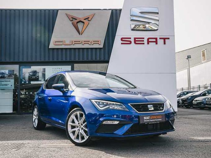 SEAT Leon 5dr (2016) 2.0 TDI FR Technology (184 PS)