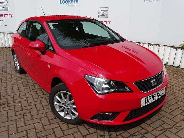 SEAT Ibiza SC 1.2 TSI 90PS SE 3-Door