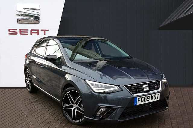 SEAT Ibiza 1.0 TSI (95ps) FR Sport 5-Door