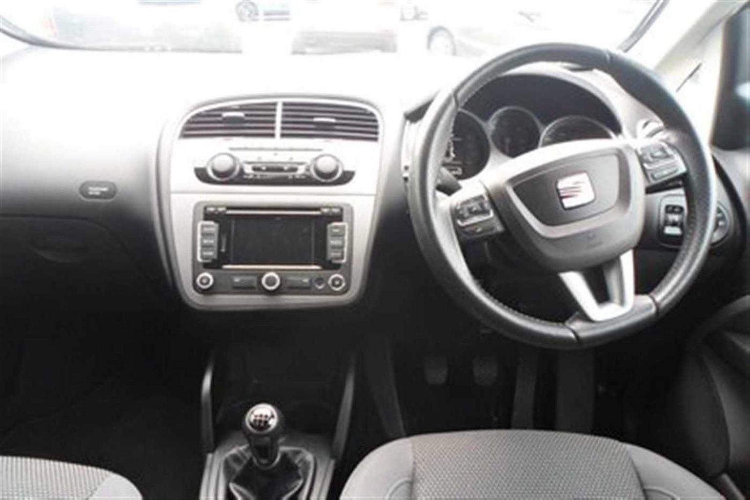 Find A Used Black SEAT Altea Xl 1.6 TDI 105ps CR I TECH Ecomotive ...