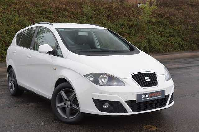 SEAT Altea XL 1.6 TDI 105ps CR I TECH 5Dr MPV