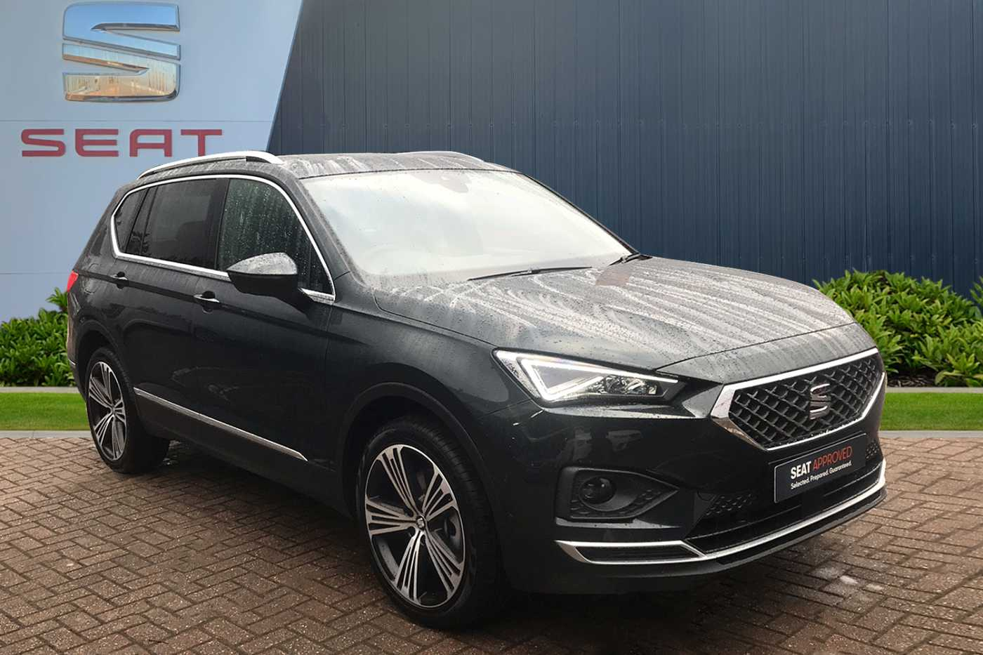 Find A Used Green Seat Tarraco Xcellence First Edition