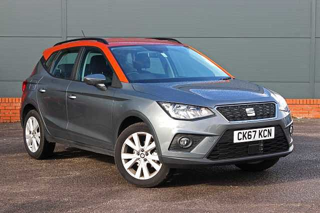 SEAT Arona 1.0 TSI 95ps SE Technology First Ed SUV