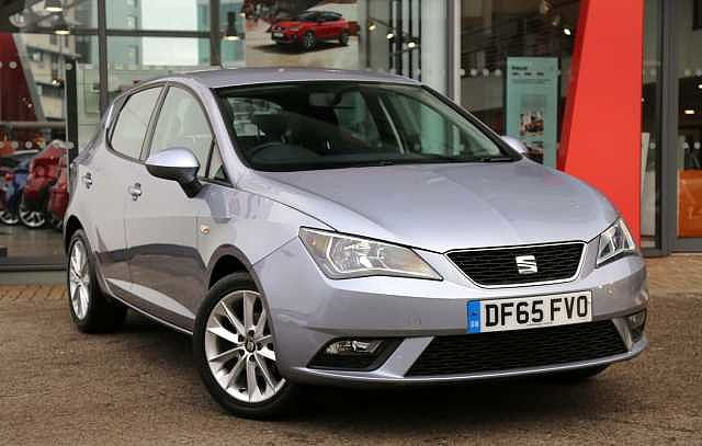 SEAT Ibiza 1.0 12V 75PS Vista 5-Door