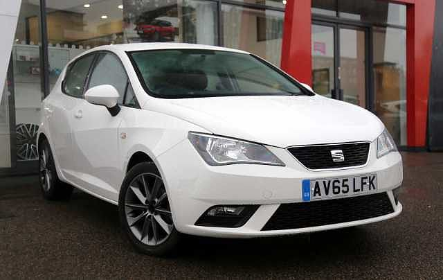 SEAT Ibiza 1.2 TSI 105PS I-TECH 5-Door